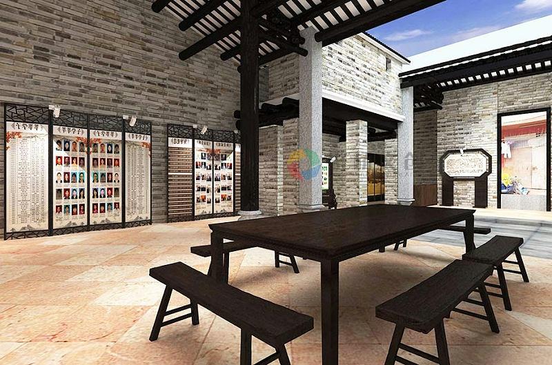 乡村红色文化展馆建设