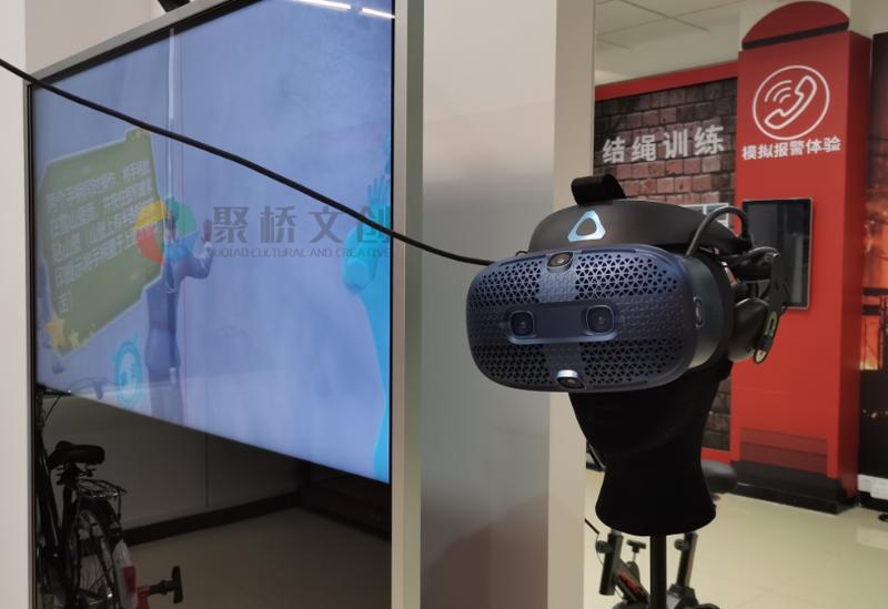 党建展馆展厅建设VR体验