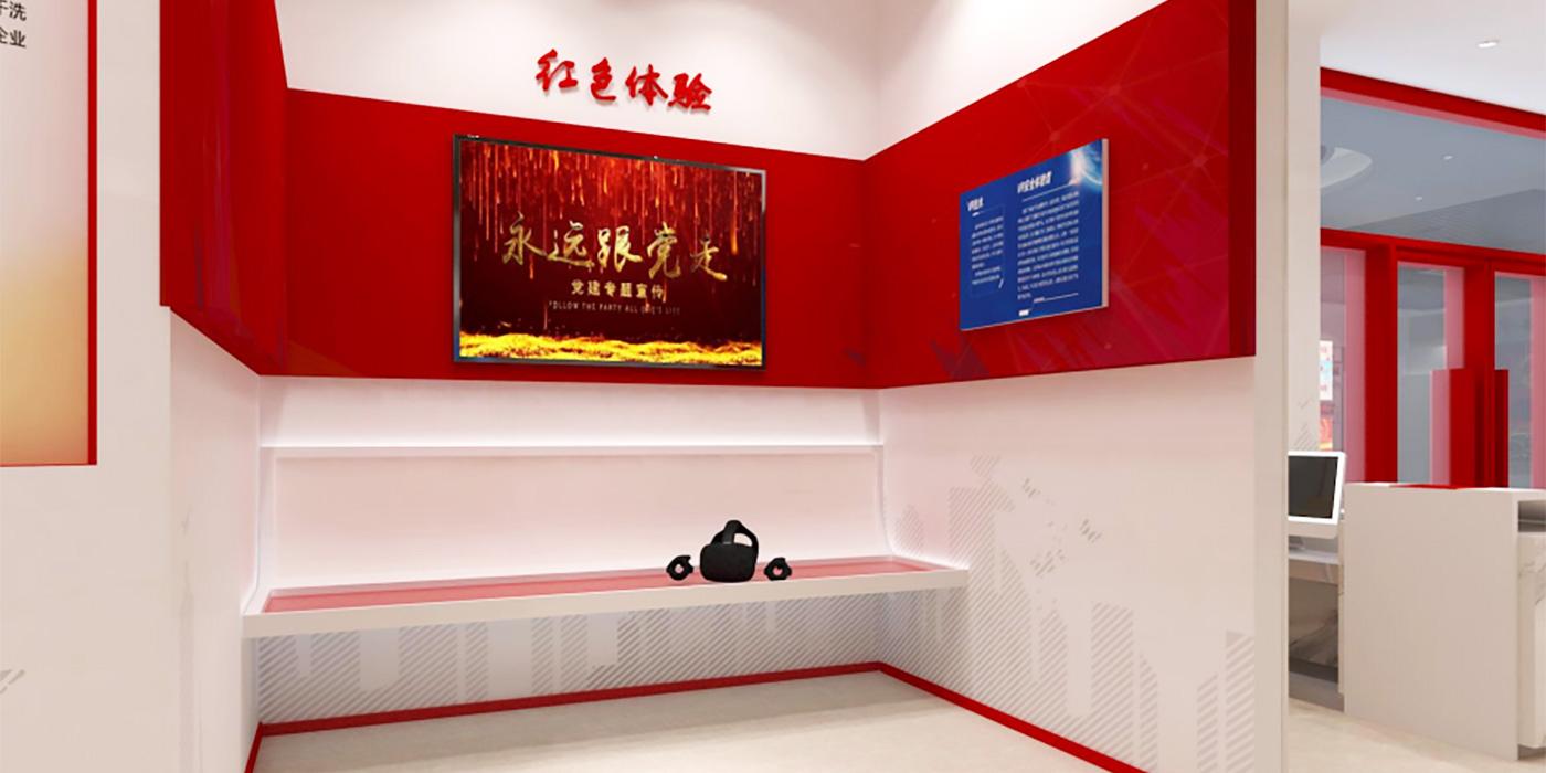 聚桥文创永宁红色展厅文化建设案例