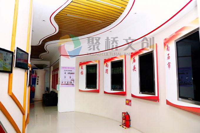 党建工作展厅特色设计