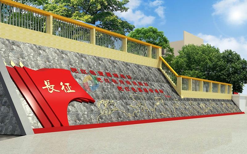 乡村红色文化建设