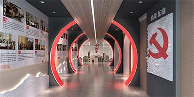 红色主题展馆如何创新设计?让聚桥文创告诉你