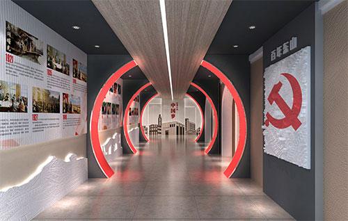 必看!党建展馆展厅设计要注意哪些元素?聚桥文创为您科普