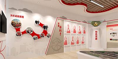 聚桥文创告诉您党建展馆展厅设计有哪些设计思路