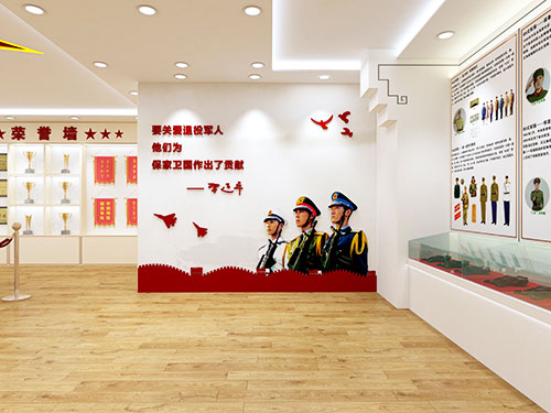 聚桥文创告诉您军史馆建设如何点亮红色文化的传承