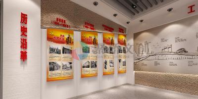 党建展馆展厅设计有哪些基本要素