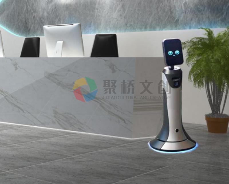 党建展厅用智能机器人有哪些好处?